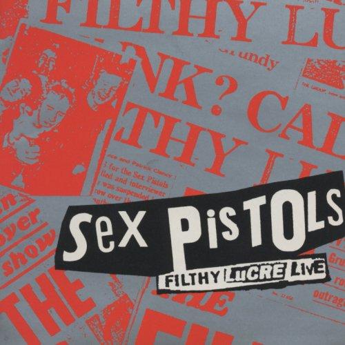 Filthy Lucre Live artwork