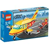 Lego - 7732 - City - Jeux de construction - L'avion postal