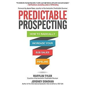 Predictable Prospecting Audiobook
