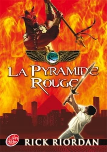Kane Chronicles, Tome 1 : La pyramide rouge 51OsNPA%2BI8L