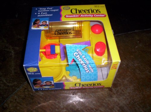 Cheerios Snackin' Activity Center - 1