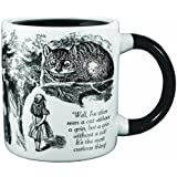 Cheshire Cat Mug - Add Hot Liquid, The Cat Disappears