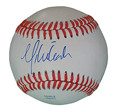 Mike Leake Autographed / Signed ROLB Baseball w/ Proof Photo, St Louis Cardinals, San Francisco Giants, SF, Cincinnati Reds