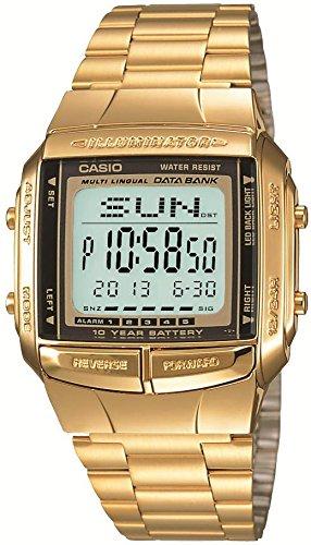 Amazon.co.jp: [カシオ]CASIO 腕時計 DATABANK DB-360G-9AJF: 腕時計通販