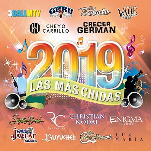 CD : VARIOUS ARTISTS - Las Mas Chidas 2019