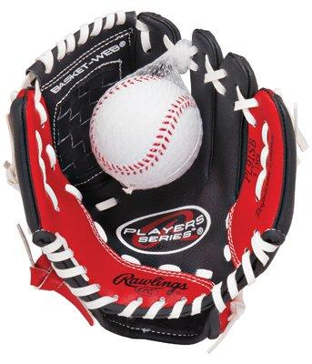 rawlings-player-guante-de-beisbol-de-la-mano-izquierda-para-tiradores-diestros-229-cm-y-pelota