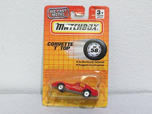 Matchbox Super Fast Corvette T-Top #58-75