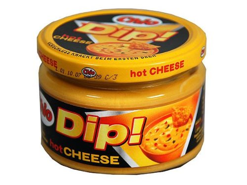 Chio Dip Hot Cheese 200ml