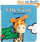 Little Giraffe Finger Puppet Book (Fi...