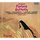 H. Karajan - Puccini: Madama Butterfly (Livre Disque 2CD+BR Audio Tirage Limité)