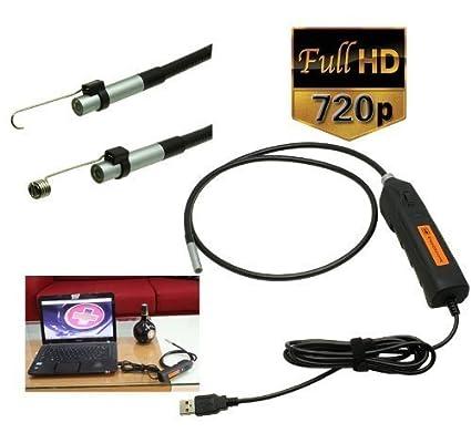 CrazyFire®-HD-720P-2.0-Mega-Pixels-USB-Endoscope-Borescope-Inspection-Snake-Camera