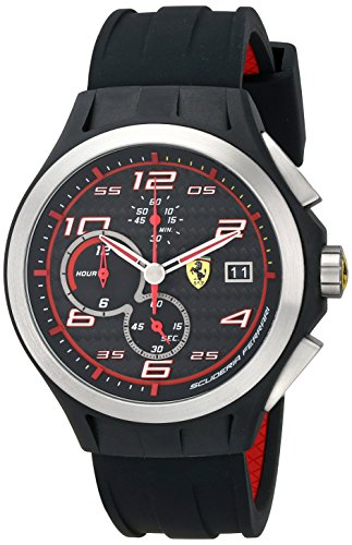 Ferrari De los hombres Analógico Dress Cuarzo Reloj 0830015