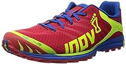 Inov-8 Men\'s Race Ultra 270 Trail Running Shoe,Red/Yellow/Blue,13 M US