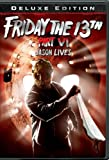 Friday the 13th: Part VI, Jason Lives (Deluxe Edition)