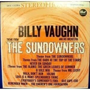 "Billy Vaughn: Theme From ""The Sundowners"" [VINYL LP] [STEREO]"
