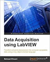 Data Acquisition using LabVIEW Front Cover
