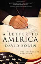 A Letter to America 1st (first) Edition by…