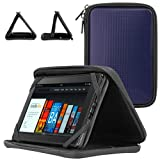 CaseCrown Hard Shell Case (Blue) for Google Nexus 7 Tablet