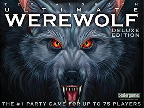Ultimate Werewolf Deluxe Edition Board Game
