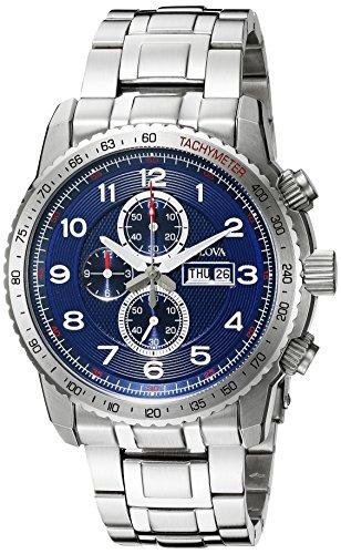 bulova-mens-96c121-marine-star-analog-display-quartz-silver-watch