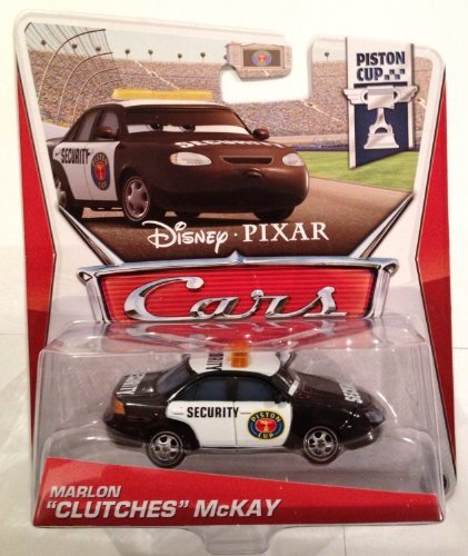 "Disney / Pixar 2013 CARS 2 Movie 155 Die Cast Car ""MARLON CLUTCHES McKAY"""