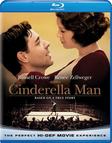 Cover art for  Cinderella Man [Blu-ray]