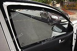 Autofact car magentic sunshades Old Honda City