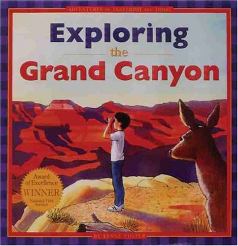 Image for Exploring the Grand Canyon (Grand Canyon Association)