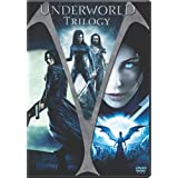 Underworld Trilogy (Underworld / Underworld: Evolution / Underworld: Rise of the Lycans) ~ Underworld 3pak