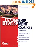 Leadership Development Basics (Training Basics)