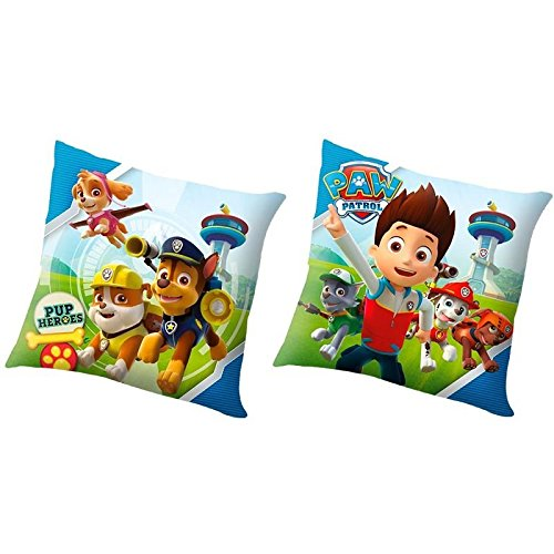 Paw Patrol - Cojín, color azul (Kids PW-16032)