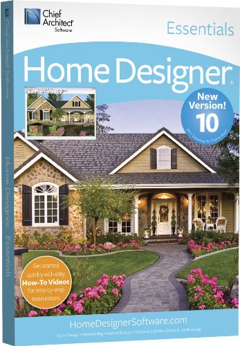 Chief Architect Home Designer Essentials 10