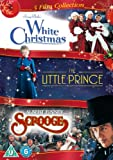 White Christmas / The Little Prince / Scrooge Triple Pack [DVD]