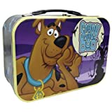 Scooby-Doo Collectible Metal Lunch Box Tin