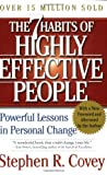 The 7 Habits of Highly Effective People: Powerful Lessons in Personal Change(Stephen R. Covey)