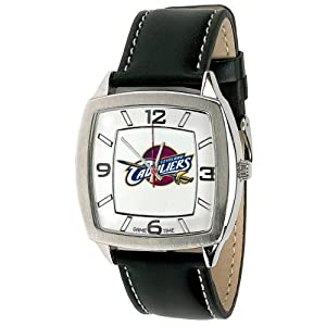 NBA Mens NBA-RET-CLE Retro Series Cleveland Cavaliers Watch by Game Time