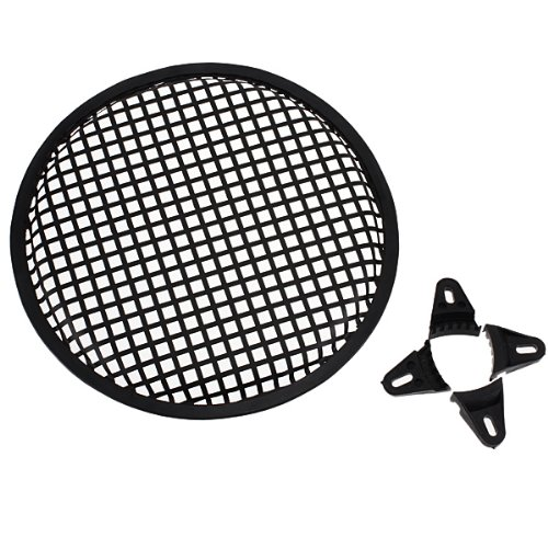10 Inch Universal Metal Car Audio Speaker Subwoofer Grill Protector Cover New
