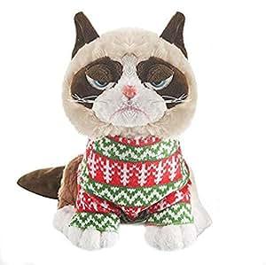 Grumpy Cat Grumpy Cat in Holiday Sweater