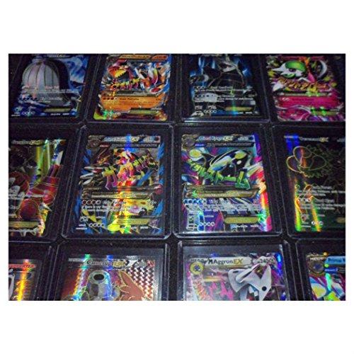 Pokemon-55-Card-Lot-EX-FULL-ART-HOLO-RARES-20TH-ANNIVERSARY-HOLIDAY-SALE