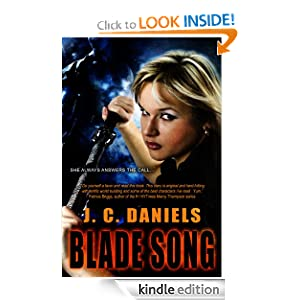 Kindle Book Bargains: Blade Song (Colbana Files), by J.C. Daniels. Publisher: Shiloh Walker, Inc. (August 1, 2012)