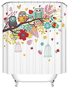 Amazon.com - Ttmall Fashion Modern Designer Pink Blue Orange Brown