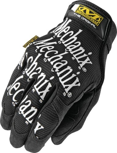 Mechanix Wear MG-05-010 Original Glove, Black, Large