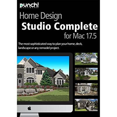 Punch! Home Design Studio Complete v17.5 [Download]