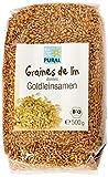 Pural Graines de lin Dorées Bio 500g