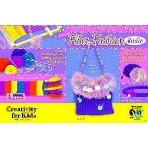 Creativity For Kids Fiber Fashion Studio