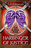 img - for Harbinger Of Justice: The Saga of Kel'Atar Malavir, The Icarri Elf Book 1 (Volume 1) book / textbook / text book