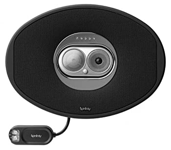 infinity kappa 699.3i car speaker-110 watt 3 way