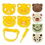 CutezCute Animal Friends Food Deco Cu...
