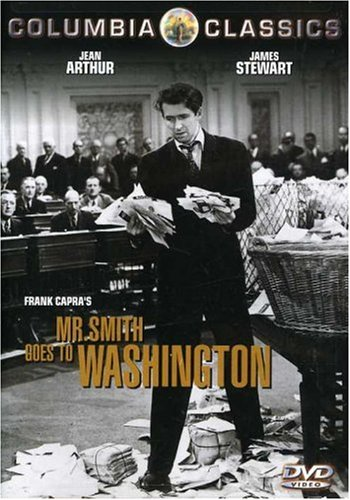 "Cover of ""Mr. Smith Goes to Washington"""