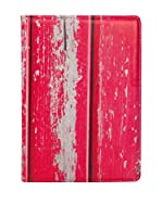 imperii Funda 360 Ipad 2 / 3 / 4 Fence Rojo
